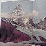 Himalayas # 6, Roerich N.K. (Part 6)