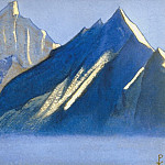 Roerich N.K. (Part 6) - Himalayas # 40 Hidden Signs