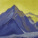 Roerich N.K. (Part 5) - The Himalayas # 154 The Green Peaks
