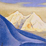 The Himalayas # 118 Ringing Beauty, Roerich N.K. (Part 6)