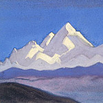 Roerich N.K. (Part 6) - Everest # 72 Everest (Snow giant)