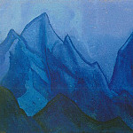 The Himalayas # 106 The Sleeping Giants, Roerich N.K. (Part 6)