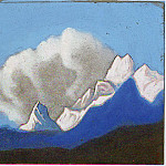 The Himalayas # 108, Roerich N.K. (Part 6)