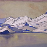 Roerich N.K. (Part 6) - Baralacha # 150 (Mountain Lake, Bara-Lacha Pass)