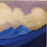 Haze over Khotan, Roerich N.K. (Part 6)