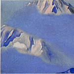 Roerich N.K. (Part 6) - The Himalayas # 145 The fog in the mountains
