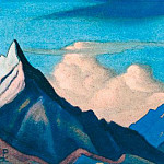 Roerich N.K. (Part 6) - Himalayas # 81 Cloud Castle