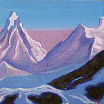 Roerich N.K. (Part 6) - Himalayas # 52