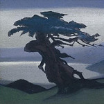 Holy tree # 197 , Roerich N.K. (Part 6)