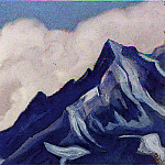 Roerich N.K. (Part 6) - The Himalayas # 104