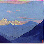 Roerich N.K. (Part 6) - Himalayas # 6