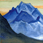 Roerich N.K. (Part 6) - The Himalayas # 113 The Stone Flower