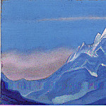 The Himalayas # 116, Roerich N.K. (Part 6)