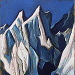 The Himalayas # 31, Roerich N.K. (Part 6)