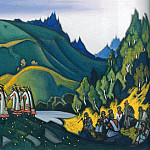 The Rite of Spring # 32 , Roerich N.K. (Part 6)