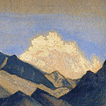 Roerich N.K. (Part 6) - The Himalayas # 79 Harmony of the sky and mountains