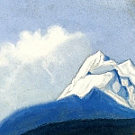The Himalayas # 110 Cloud and Peak, Roerich N.K. (Part 6)
