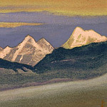 Tibet boundary # 108, Roerich N.K. (Part 6)