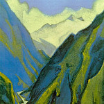 Roerich N.K. (Part 6) - Gang # 97 Ganga (Cold gorge)