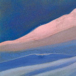 Roerich N.K. (Part 6) - Vular # 29 Vular (over snow rest)
