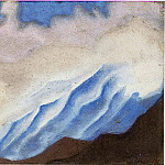The Himalayas # 119, Roerich N.K. (Part 6)