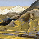 The Himalayas # 60 Far Watch, Roerich N.K. (Part 6)