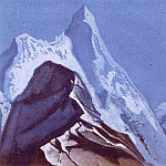 The Himalayas # 164, Roerich N.K. (Part 6)