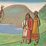 Girls, Roerich N.K. (Part 6)