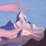 Roerich N.K. (Part 6) - The Himalayas # 160 Nanda Devi