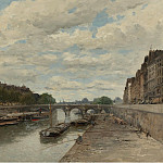 Sotheby's - Frank Myers Boggs - Pont Neuf, 1896