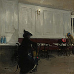 Sotheby's - Alfred Henry Maurer - The Rendezvous, 1904-05