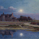 Sotheby's - Ferdinand du Puigaudeau - Kervaudu under the Clear Moon
