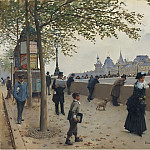 Sotheby's - Jean Beraud - Le Pont Neuf