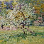 Sotheby's - Victor Charreton - Blooming Trees