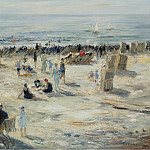 Sotheby's - Otto Pippel - The Beach