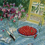 Sotheby's - Pierre-Eugene Montezin - Still Life with Cherries