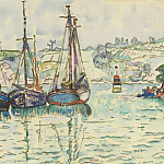 Sotheby's - Paul Signac - Three Boats