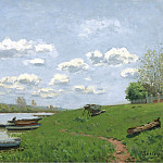 Sotheby's - Alfred Sisley - The Seine at Argenteuil, 1870