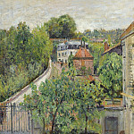 Sotheby's - Alfred Sisley - View of Serves, 1879