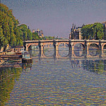 Sotheby's - Gustave Cariot - Pont Neuf