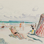 Sotheby's - Henri Lebasque - The Beach