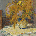 Sotheby's - Pierre-Eugene Montezin - Bouquet of Flowers