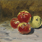 Sotheby's - Eduard Manet - Four Apples, 1882