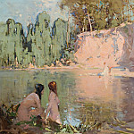 Sotheby's - William B. McInnes - The Bathers, 1916