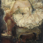 Sotheby's - Grigory Gluckmann - Moment of Rest