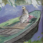 Sotheby's - Henri Lebasque - Boating, 1914-15