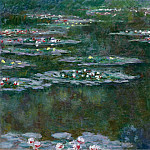 The Waterlilies, 1904, Клод Оскар Моне