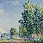 Sotheby's - Francis Picabia - The Coming of Autumn, Villeneuve-sur-Yvonne, 1906