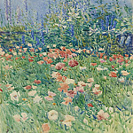 Flower Garden, Isles of Shoals, 1893, Childe Frederick Hassam