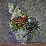 Sotheby's - Henri Lebasque - Vase of Flowers